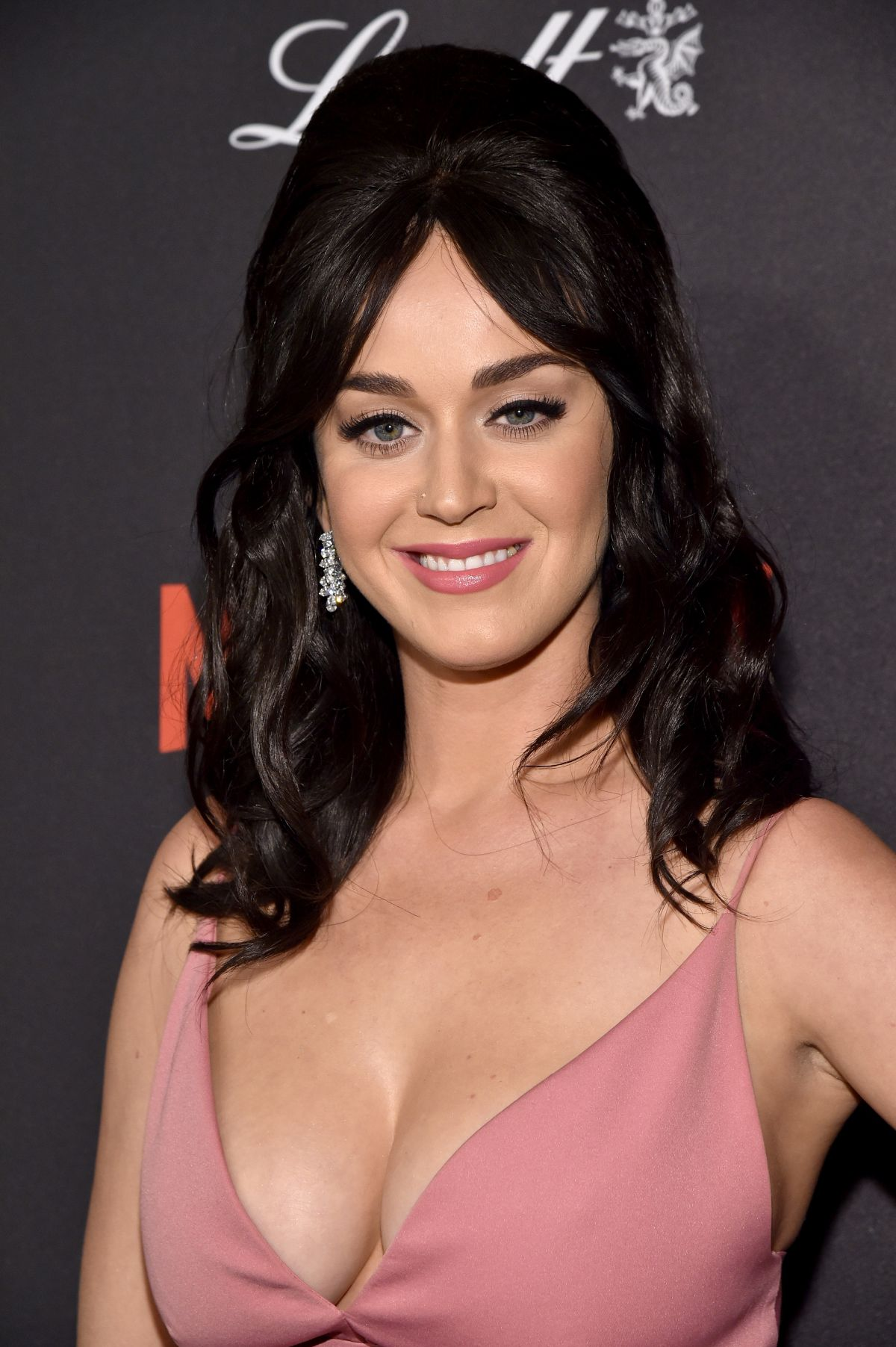 Katy Perry At The Weinstein Company & Netflix Golden Globe After Party