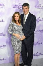 Kellie Martin At Hallmark Channel Movies And Mysteries Winter 2016 TCA Press Tour In Pasadena