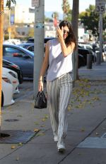 Kendall Jenner Out And About In Beverly Hills