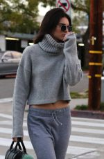 Kendall Jenner Out In West Hollywood