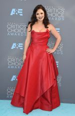 Kether Donohue At The 21st Annual Critics