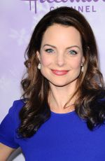 Kimberly Williams-Paisley At Hallmark Channel Movies And Mysteries Winter 2016 TCA Press Tour In Pasadena