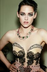 Kristen Stewart In Vanity Fair July 2012