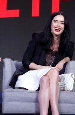 Krysten Ritter Promoting The Netflix Series Hitting The TCA Winter Tour In Pasadena
