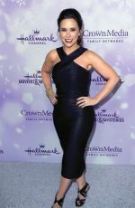 Lacey Chabert At Hallmark Channel Movies And Mysteries Winter 2016 TCA Press Tour In Pasadena