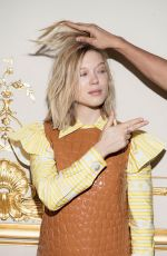 Lea Seydoux In Coco Neuville Photoshoot For Sorbet Winter 2015