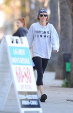 Lisa Rinna Out In LA