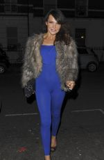 Lizzie Cundy At Launch Of Rachel Christie