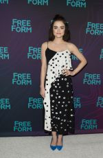 Lucy Hale At Disney/ABC 2016 Winter TCA Tour In Pasadena