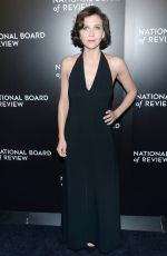 Maggie Gyllenhaal At 2015 National Board of Review Awards Gala In New York City