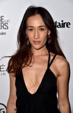 Maggie Q At 2016 Marie Claire