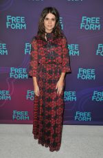 Maia Mitchell At Disney ABC Television During The 2016 Winter TCA Tour In Pasadena