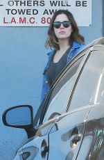 Mandy Moore Out In LA