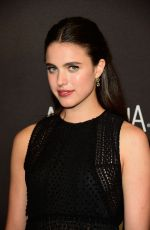 Margaret Qualley At InStyle And Warner Bros. Golden Globe Awards Post-Party