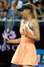 Maria Sharapova At Day One Of Australian Opens