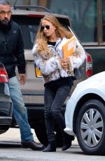 Mary-Kate Olsen Out In NYC