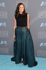 Maura Tierney At 21st Annual Critics
