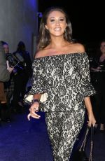 Megan McKenna Seen At Pure Nightclub In Bexlyheath