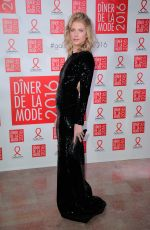 Melanie Laurent At The Sidaction Gala Dinner 2016