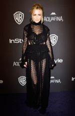 Melissa George At InStyle And Warner Bros. Golden Globe Awards Post-Party