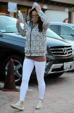 Michelle Rodriguez Seen Out In Los Angeles
