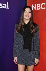 Miranda Cosgrove At NBCUniversal Winter TCA Tour