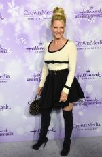 Nicollette Sheridan At Hallmark Channel Movies And Mysteries Winter 2016 TCA Press Tour In Pasadena