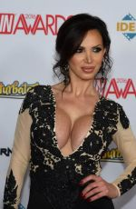Nikki Benz At AVN Adult Entertainment Expo In Las Vegas