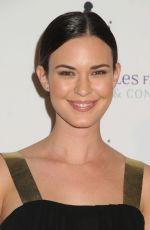 Odette Annable At LA Art Show and Los Angeles Fine Art Show