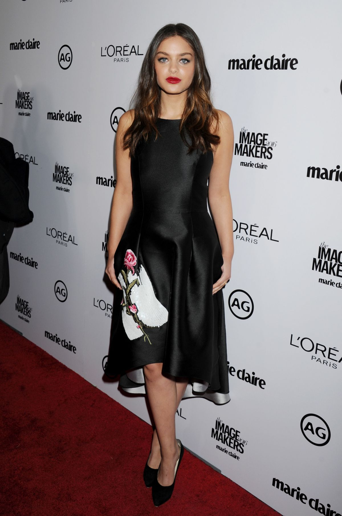 Odeya Rush At Inaugural Image Maker Awards In LA