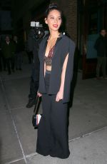 Olivia Munn Leaving Her Hotel In NYC