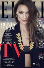 Olivia Wilde In ELLE Magazine February 2016