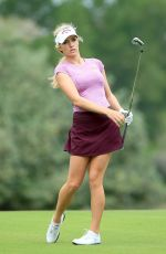 Paige Spiranac At Omega Dubai Ladies Masters And Press Conference
