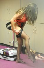 Pascal Craymer In Changing Room In Lingerie