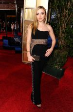 Peyton List At 73rd Annual Golden Globe Awards In Beverly Hills