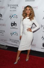 Pia Toscano At Jennifer Lopez All I Have Residency Launch In Las Vegas