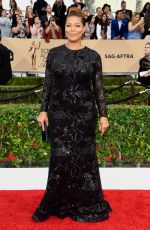 Queen Latifah At 22nd Annual Screen Actors Guild Awards at Shrine Auditorium In LA