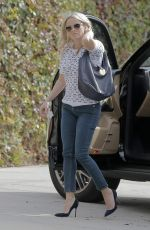 Reese Witherspoon Is Seen Out In Los Angeles