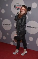 Renee Olstead At Minnie Mouse Rocks The Dots Art And Fashion Exhibit