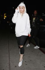 Rita Ora At The Nice Guy In west Hollywood