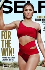 Ronda Rousey In A Photoshoot For Self November 2015