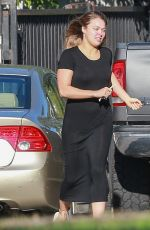 Ronda Rousey Out In Los Angeles