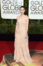 Rooney Mara At 73rd Annual Golden Globe Awards In Beverly Hills