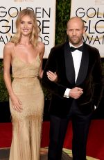 Rosie Huntington-Whiteley At 73rd Annual Golden Globe Awards In Beverly Hills