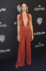 Sadie Calvano At InStyle And Warner Bros. Golden Globe Awards Post-Party