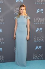 Saoirse Ronan At 21st Annual Critics