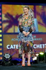 Saoirse Ronan At Palm Springs IFF Gala At The Convention Center