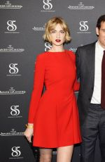 Sarah Gadon At Party In Tribute Toi The Reverso Hosted by Jaeger-LeCoultre