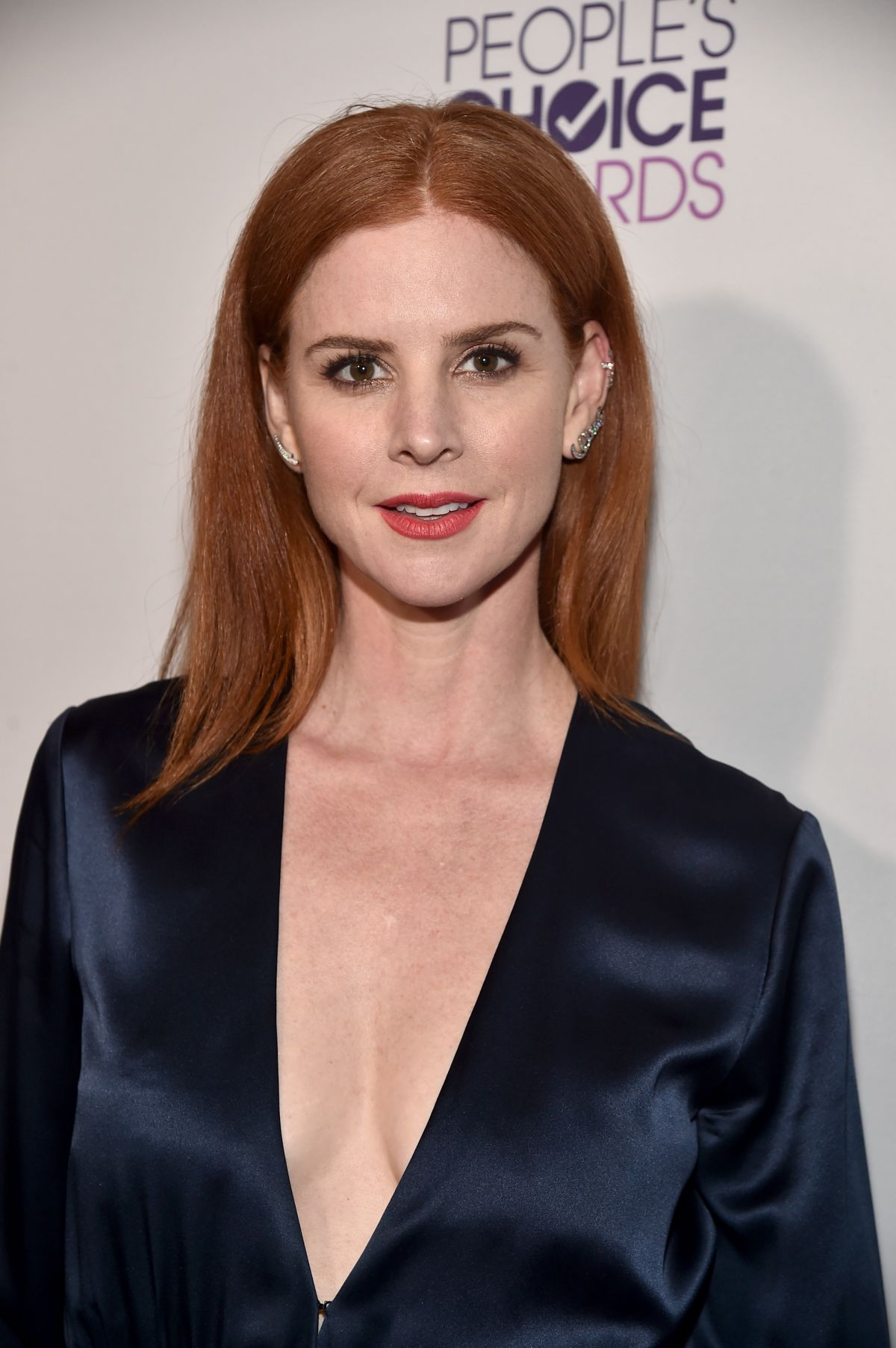 Sarah Rafferty At DailyMail