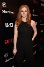 Sarah Rafferty At Premiere Of USA Network